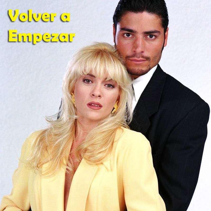 Compra la Telenovela: Volver a empezar completo en DVD.