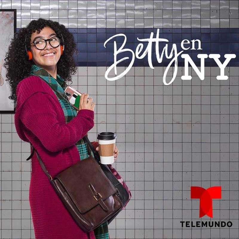 Compra la Telenovela: Betty en NY completo en DVD.