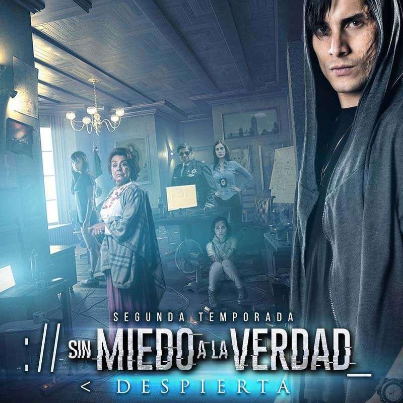 Compra la Serie: Sin miedo a la verdad 2 completo en DVD.