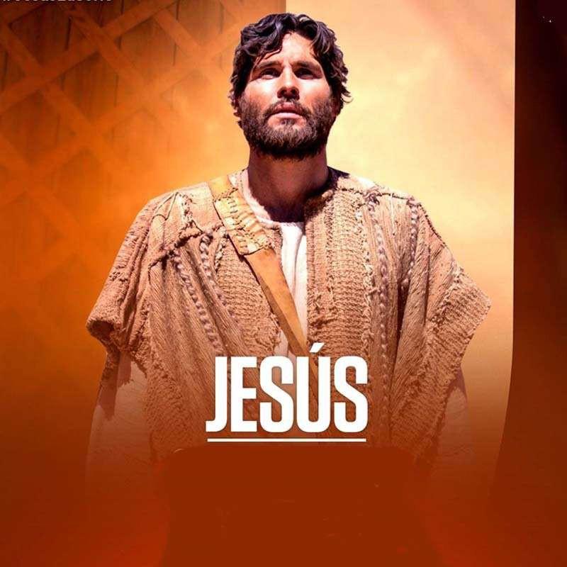 Compra la Telenovela: Jesús completo en DVD.