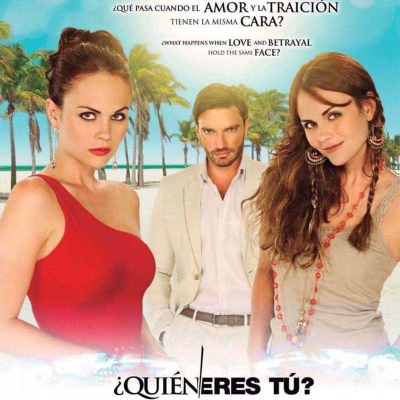 Compra la Telenovela: ¿Quién eres tú? completo en DVD.