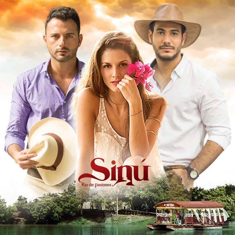 Comprar la Telenovela: Sinú, río de pasiones completo en DVD.