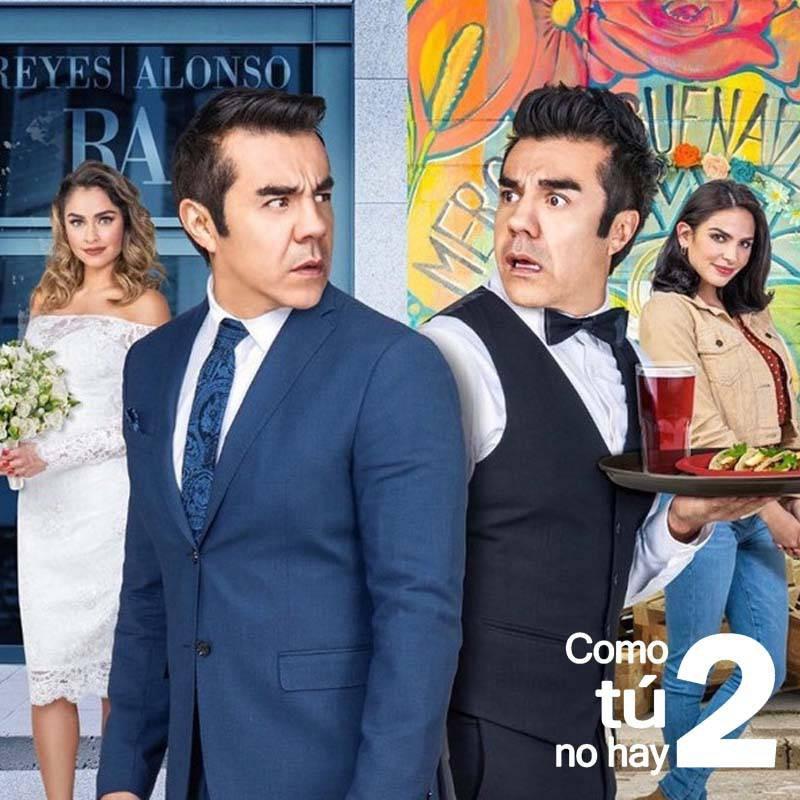 Comprar la Telenovela: Como tú no hay 2 completo en DVD.