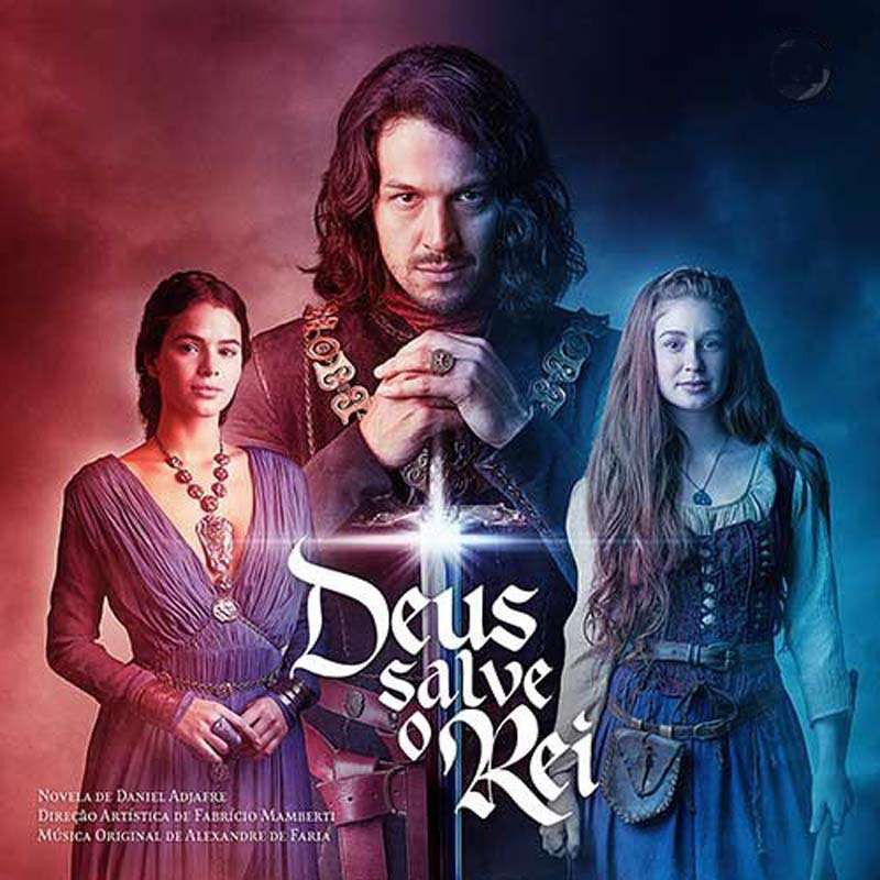 Comprar la Telenovela: Salve al Rey completo en DVD.