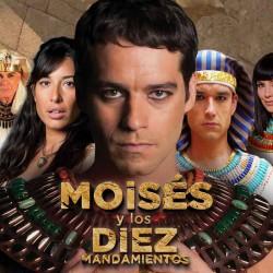 Comprar la Telenovela: Moisés y los diez mandamientos completo en DVD.