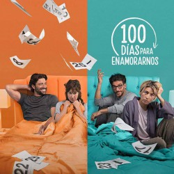 Comprar la Telenovela: 100 días para enamorarnos completo en DVD.