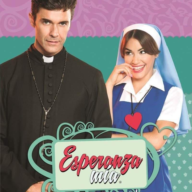 Comprar la Serie Esperanza mía completo en DVD.