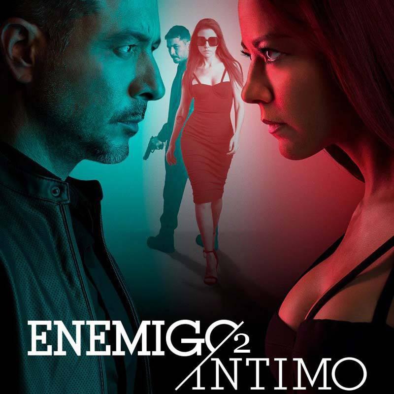 Comprar la Serie Enemigo íntimo 2 completo en DVD.