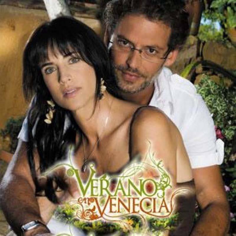 Comprar la Telenovela: Verano en Venecia completo en DVD.