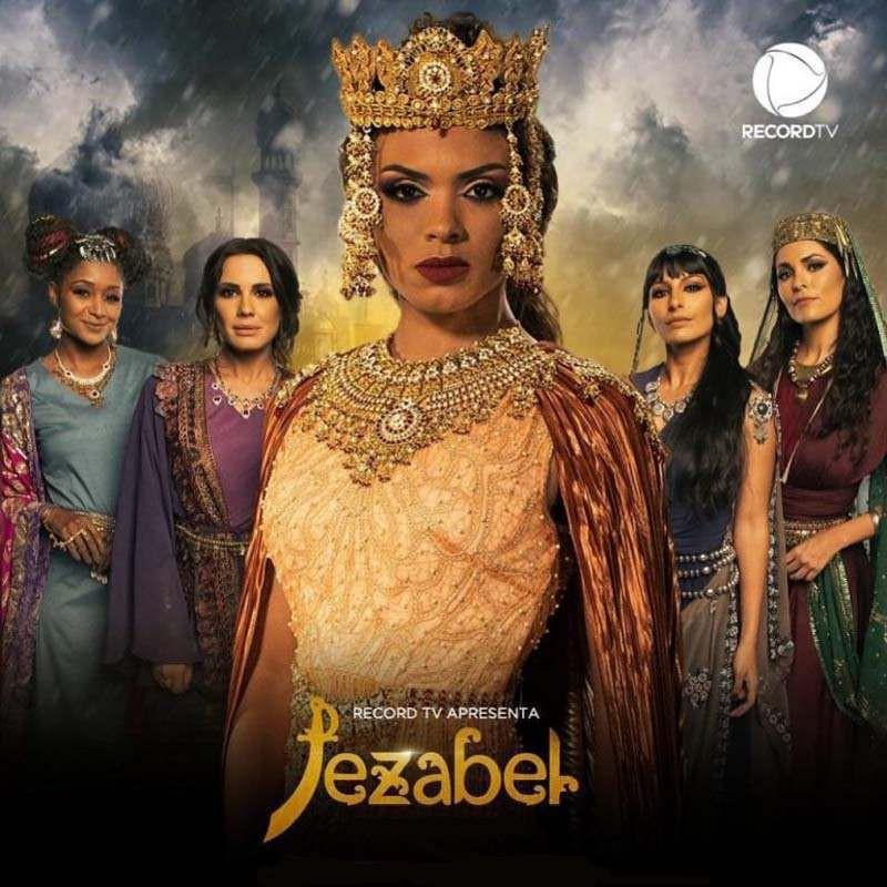 Comprar la Serie: Jezebel completo en DVD.