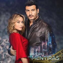 Comprar la Telenovela: Imperio de mentiras completo en DVD.