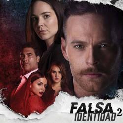 Comprar la Serie: Falsa identidad 2 completo en DVD.