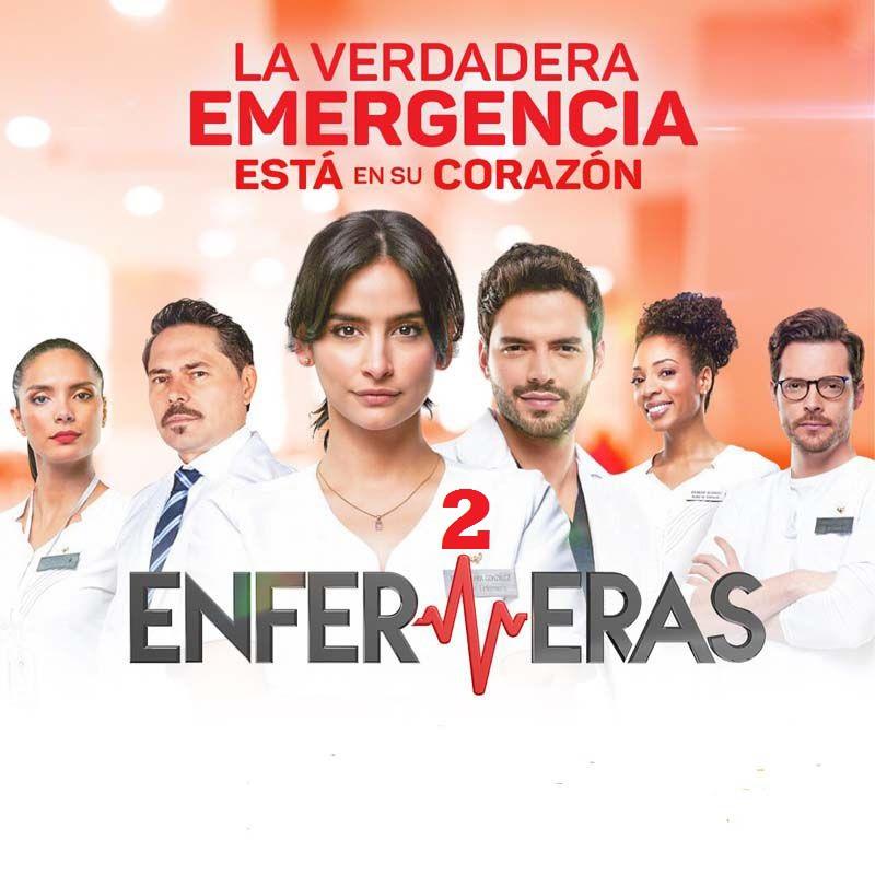 Comprar la Serie Enfermeras 2 completo en DVD.