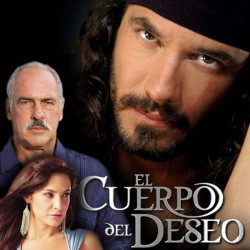 Compra la Telenovela El cuerpo del deseo completo en DVD.