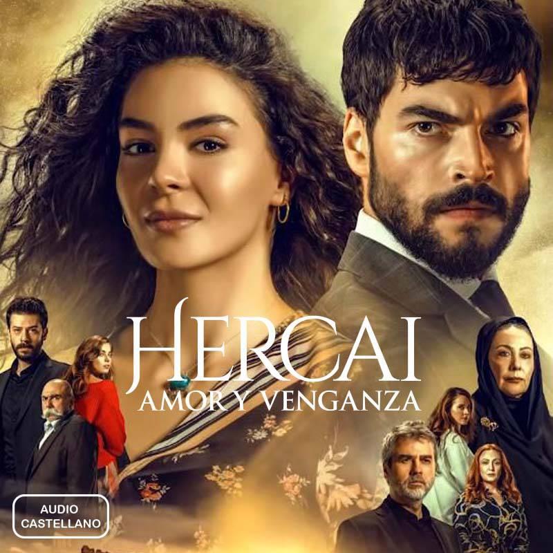 Comprar la Serie Hercai (Audio Catellano) completo en USB y DVD.