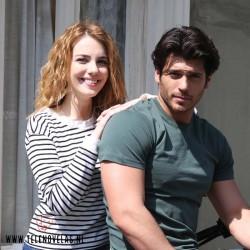 Can Yaman y Yeliz Kuvancı en una  nueva comedia romántica en la Serie Turca Matrimonio por sorpresa Audio Castellano).