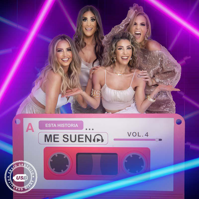 Comprar la Serie Esta Historia Me Suena Vol 4 completo en USB y DVD.