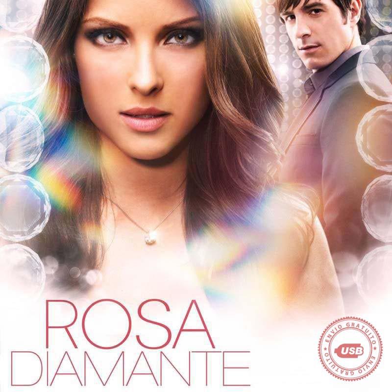 Compra la Telenovela: Rosa Diamante completo en USB y DVD.