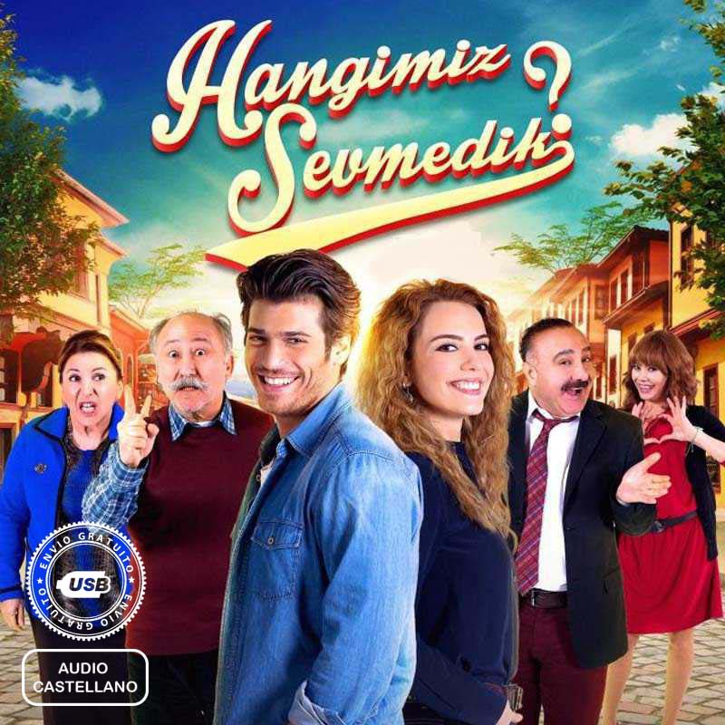 Comprar la Serie Turca Matrimonio por sorpresa (Hangimiz Sevmedik)-(Audio Castellano) completo en USB y DVD.