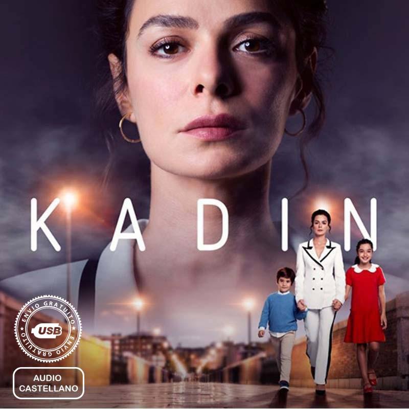 Comprar la Serie Fuerza de Mujer (Kadin)-(Audio Castellano) completo en USB y DVD.