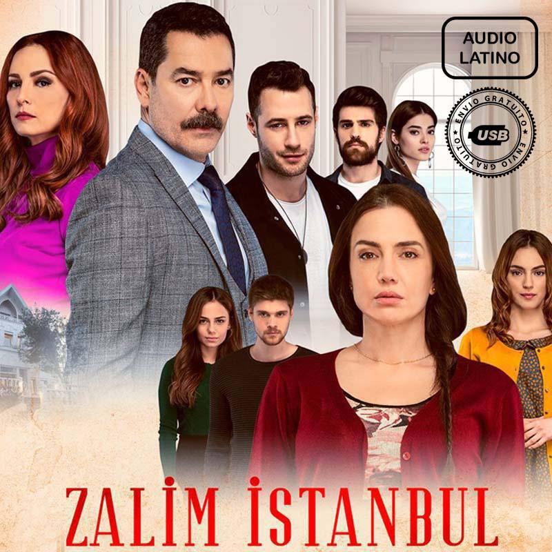 Comprar la Serie Ciudad Cruel (Zalim İstanbul)-(Audio Latino) completo en USB y DVD.