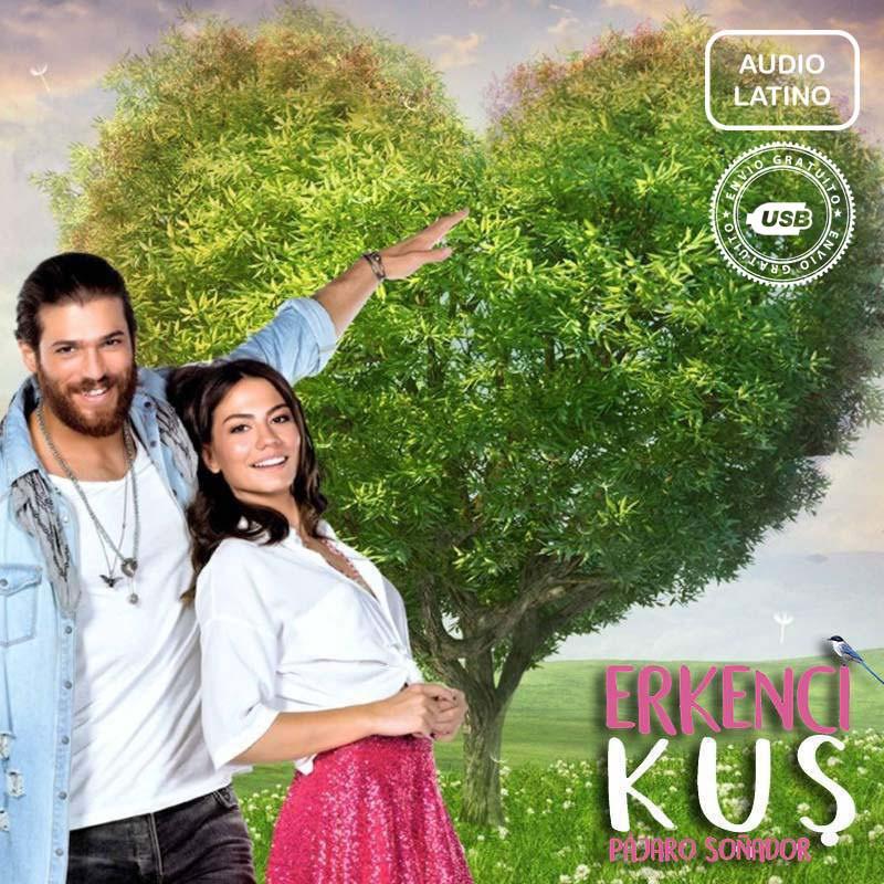 Compra la Serie Pájaro Soñador (Erkenci Kuş)-(Audio Latino) completo en USB y DVD.
