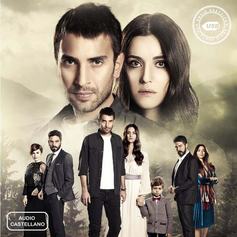 Comprar la Serie Fugitiva (Sen Anlat Karadeniz)-(Audio Castellano) completo en USB y DVD.