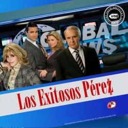 Comprar la Telenovela: Los exitosos Pérez completo en USB y  DVD.