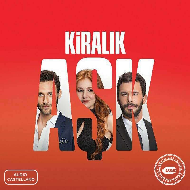 Compra la Serie: Te alquilo mi amor (Kiralik Ask) completo en USB y  DVD.