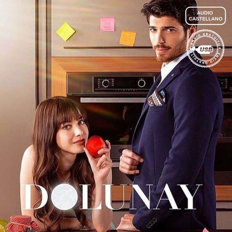 Compra la Serie: Dolunay (Luna Llena) completo en USB y DVD.