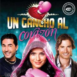 Compra la Telenovela: Un Gancho a Corazón completo en USB y DVD.