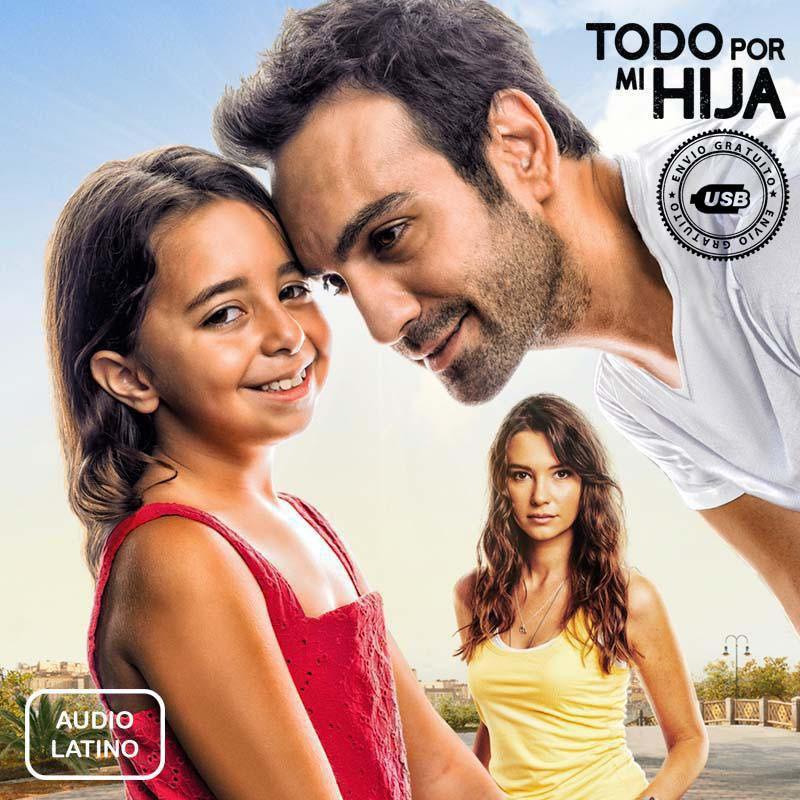 Comprar la Serie Todo por mi Hija (Kızım)-(Audio Latino) completo en USB y DVD.