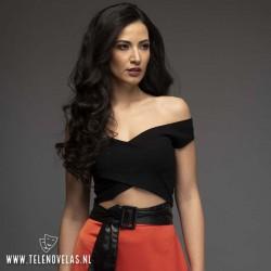 Cemre Melis Çınar es Melis Saraç, la hermana de Hülya que está enamorada de Levent - Ömer Sueños robados (Yarali Kuslar)