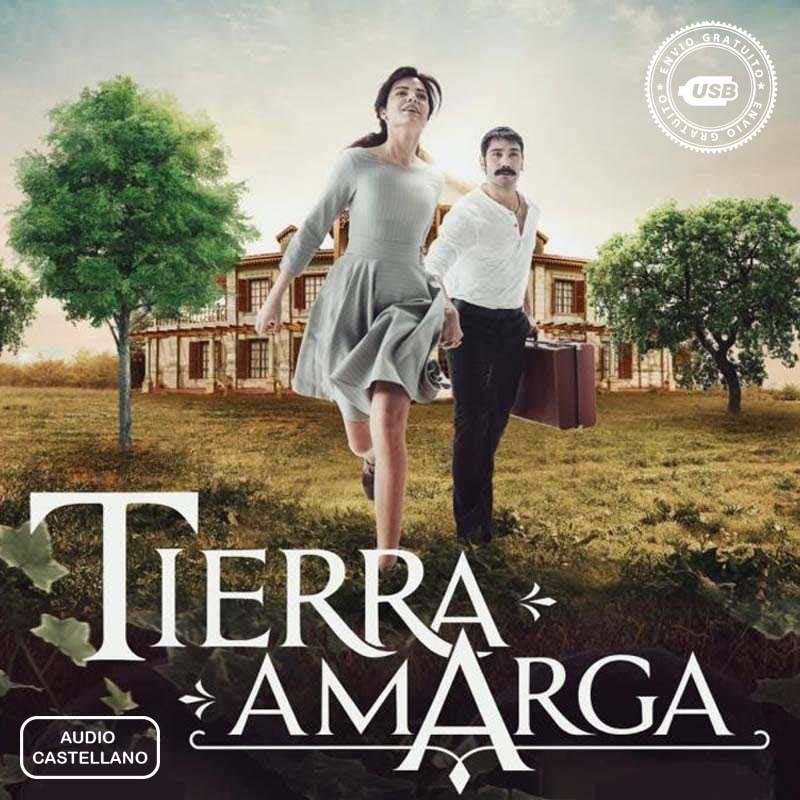Comprar la Serie Tierra amarga (Bir Zamanlar Çukurova) (Audio Castellano) completo en USB y DVD.