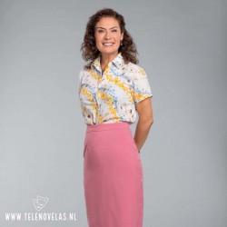 Katherine Vélez es Carmenza Suárez (Café con Aroma de Mujer)