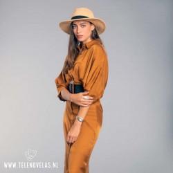 Laura Archbold es Paula Vallejo (Café con Aroma de Mujer)