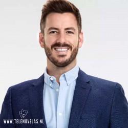 [www.telenovelas.nl]Juan Diego Covarrubias como Claudio Barrios.