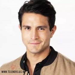 [www.telenovelas.nl]Chris Pascal como Ricardo Manrique de Castro.