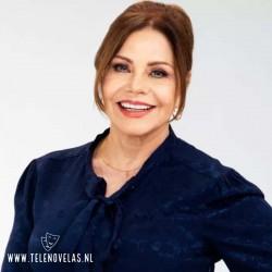 [www.telenovelas.nl]María Sorté como Consuelo Morales.