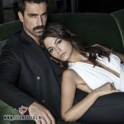 Demet Özdemir e Ibrahim Çelikkol son los protagonistas de 'Mi hogar, mi destino.