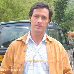 Fernando Escand´ón Interpretado Por Juan Pablo Shuk en Pasión de gavilanes.