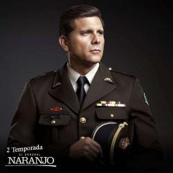 Compra la Serie: El general Naranjo 2 completo en DVD.