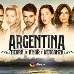 Compra la Telenovela: Argentina, tierra de amor y venganza completo en DVD.
