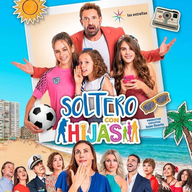 Compra la Telenovela: Soltero con hijas completo en DVD.