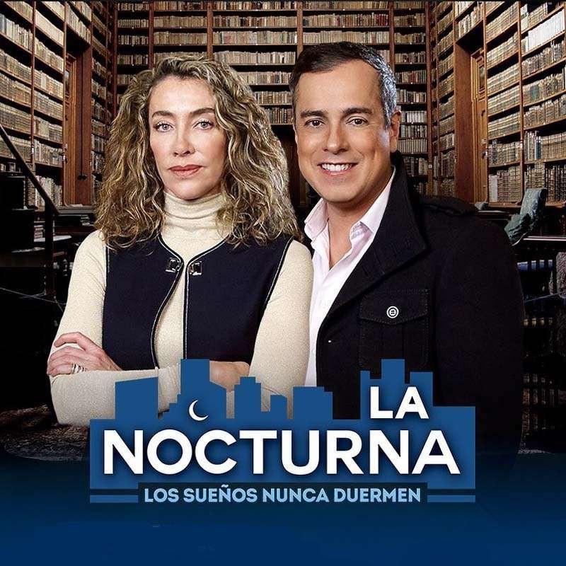 Compra la Telenovela: La Nocturna completo en DVD.