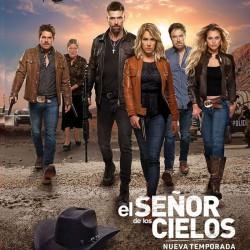 Compra la Telenovela: El Señor De Los Cielos 7 completo en DVD.