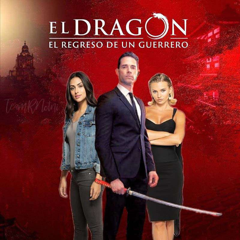 Compra la Telenovela: El Dragón completo en DVD.