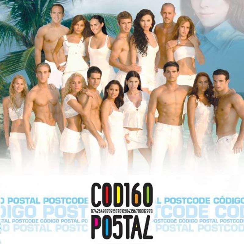 Compra la Telenovela: Código postal completo en DVD.