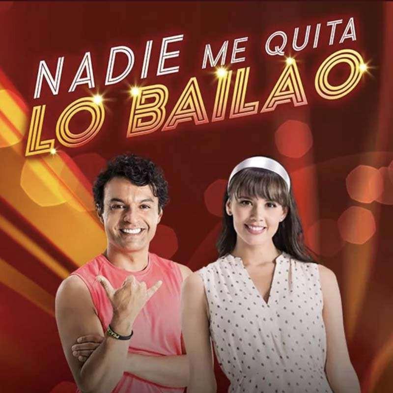 Compra la Telenovela: Nadie me quita lo bailao completo en DVD.