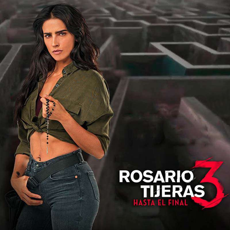 Compra la Telenovela: Rosario Tijeras 3 completo en DVD.